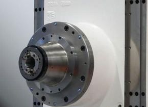 Motor spindle